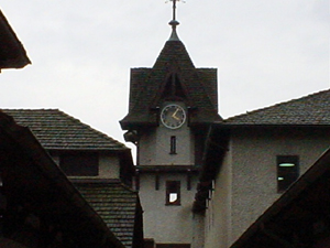 Biltmore Estates Winery Clock
